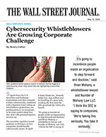 Cybersecurity Whistleblowers Are Growing Corporate Challenge