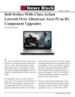 Dell Strikes With Class Action Lawsuit Over Alienware Area 51-m R1 Component Upgrades