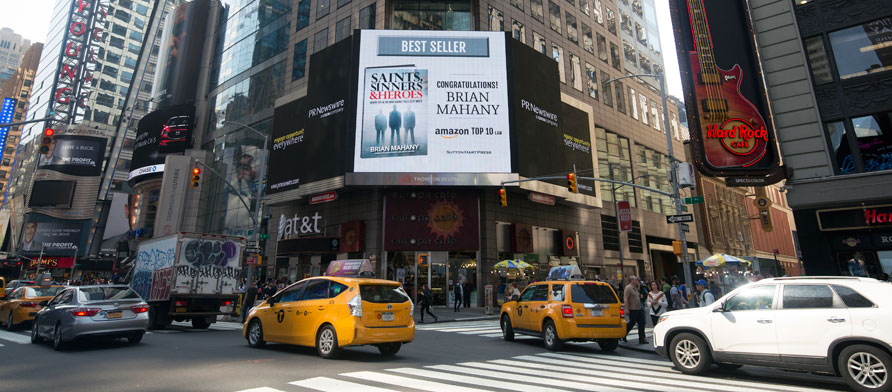 Times Square NYC Amazon Best Seller